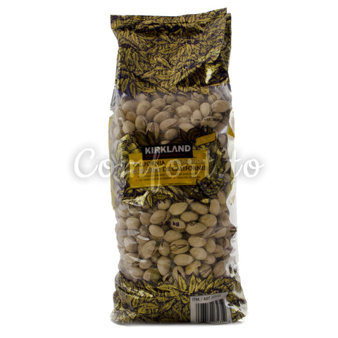 Kirkland Roasted and Salted Pistachios, 1.4 kg