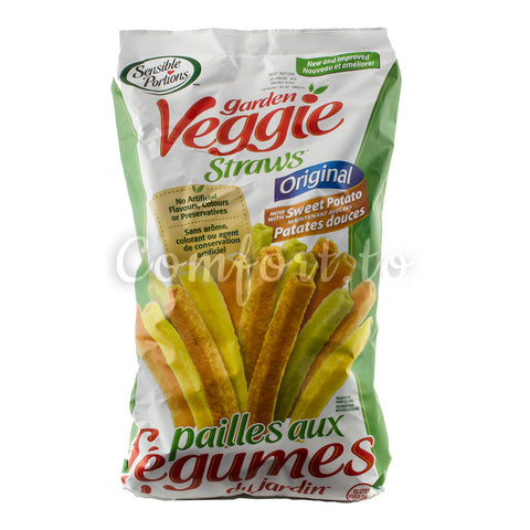 Sensible Portions Garden Veggie Straws, 475 g
