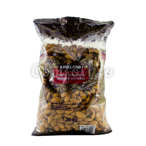 Kirkland Whole Almonds, 1.4 kg