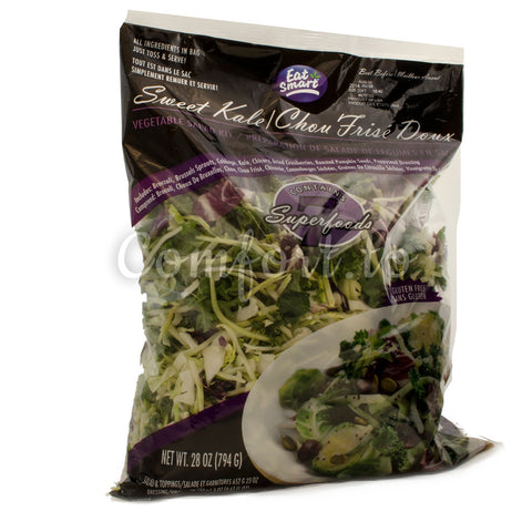 Sweet Kale Vegetable Salad, 794 g