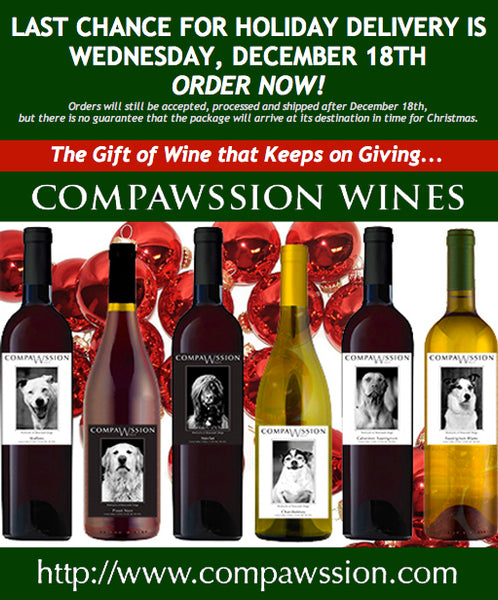 COMPAWSSION WINE