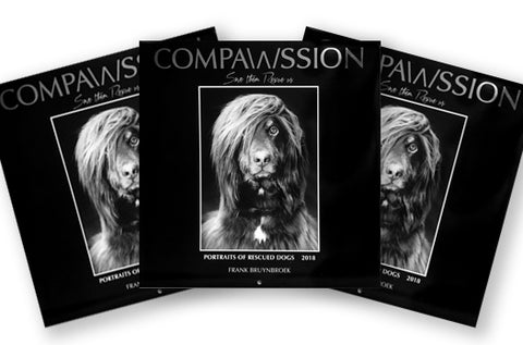 Compawssion Calendar 2018 - Buy 2 Get 1 Free