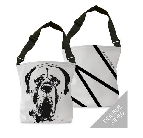 Butkis Stamp Tote Bags