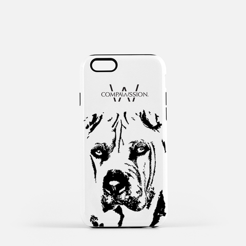 Diva Stamp Phone Case