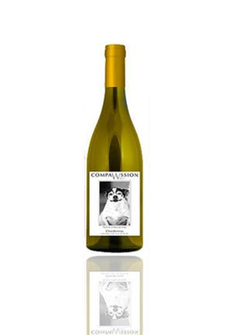 Compawssion Wine - Chardonnay
