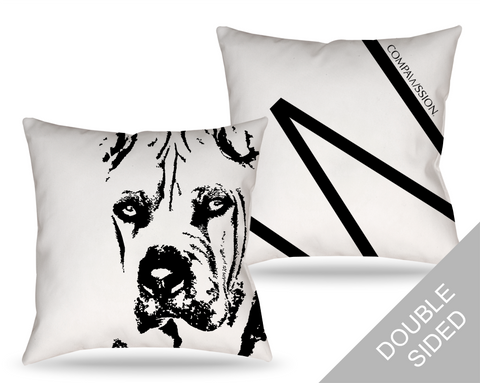 Diva Stamp Pillow