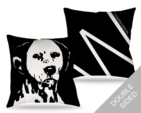 Milo Stamp Pillow