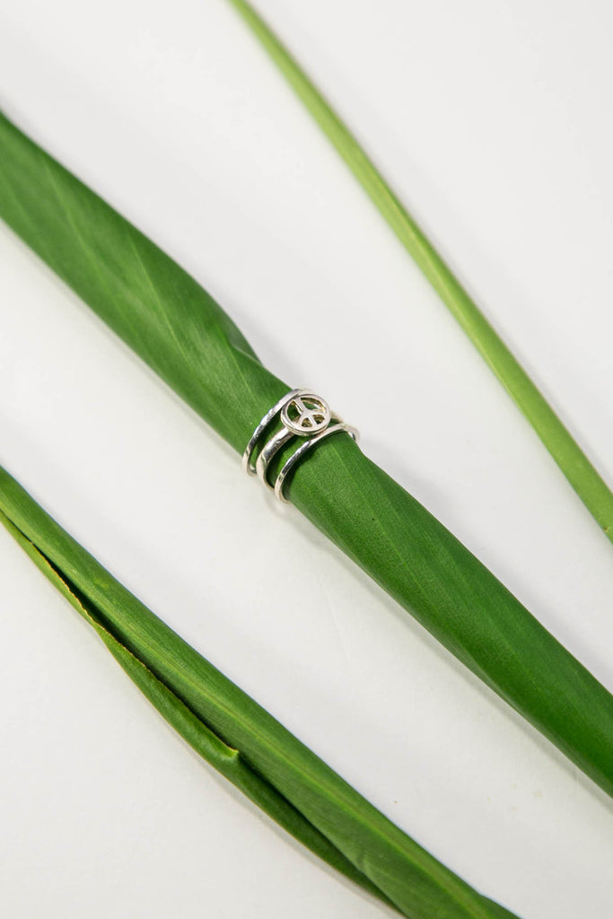Stackable Rings - Silver