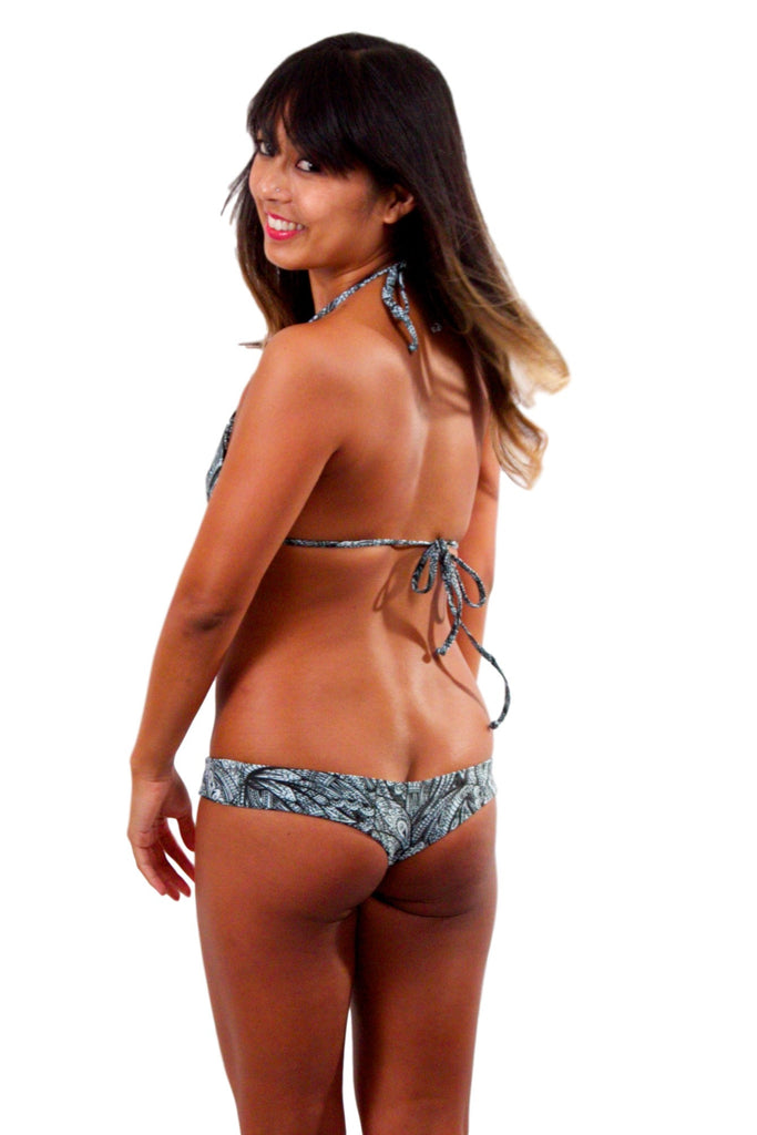 STONE FOX SWIM Tucker Bottom - Henna