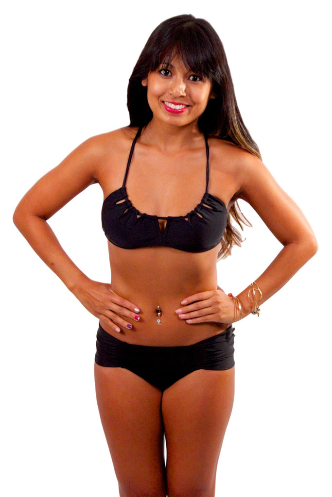 POSH PUA Milo Bottom - Black