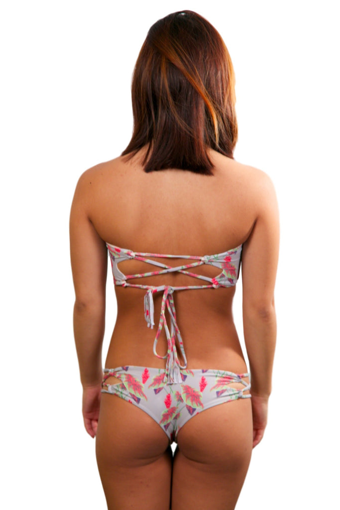ACACIA SWIMWEAR Lumahai Top - Vintage Hawaii