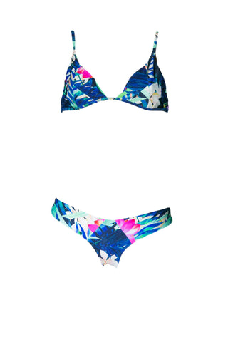 STONE FOX SWIM Isla Top - Aloha Daze
