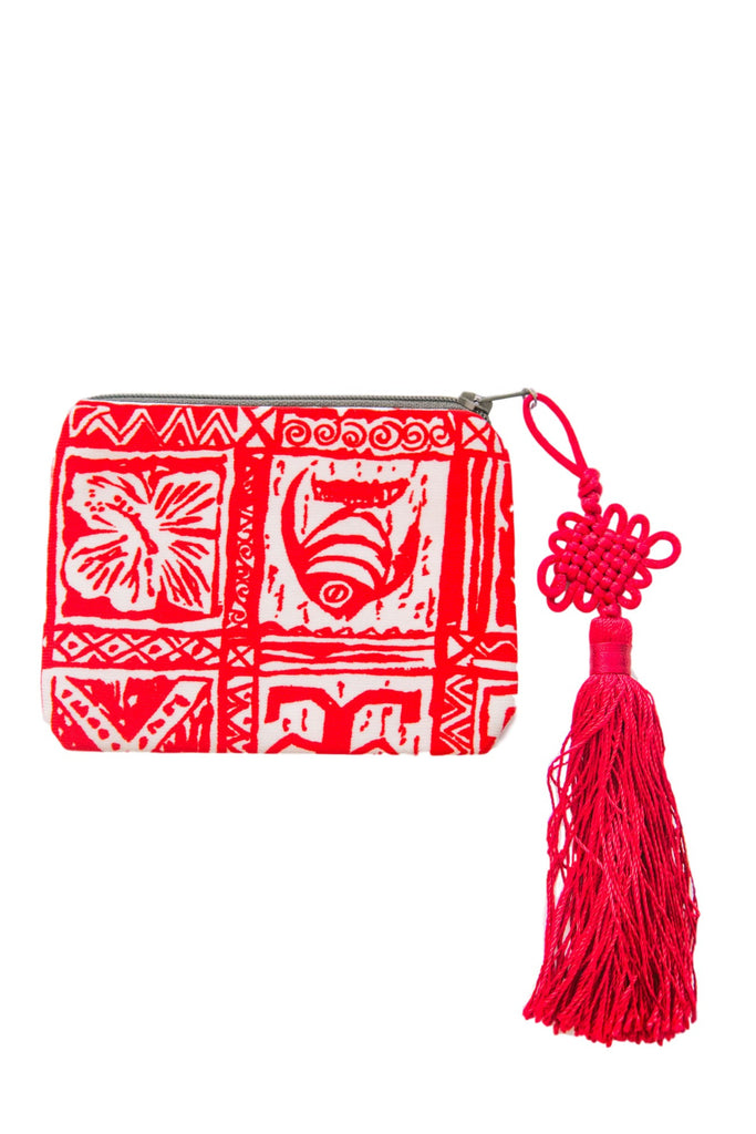 Itty Bitty Stash Coin Purse - Tiki Town