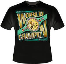 Most Wanted WBC Apparel