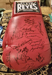 Large Cleto Reyes Autographed Boxing Glove