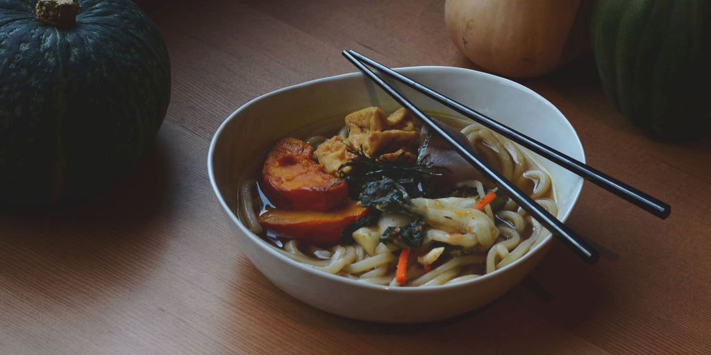 Harken Japanese Kitchen, Udon Noodle Bowl