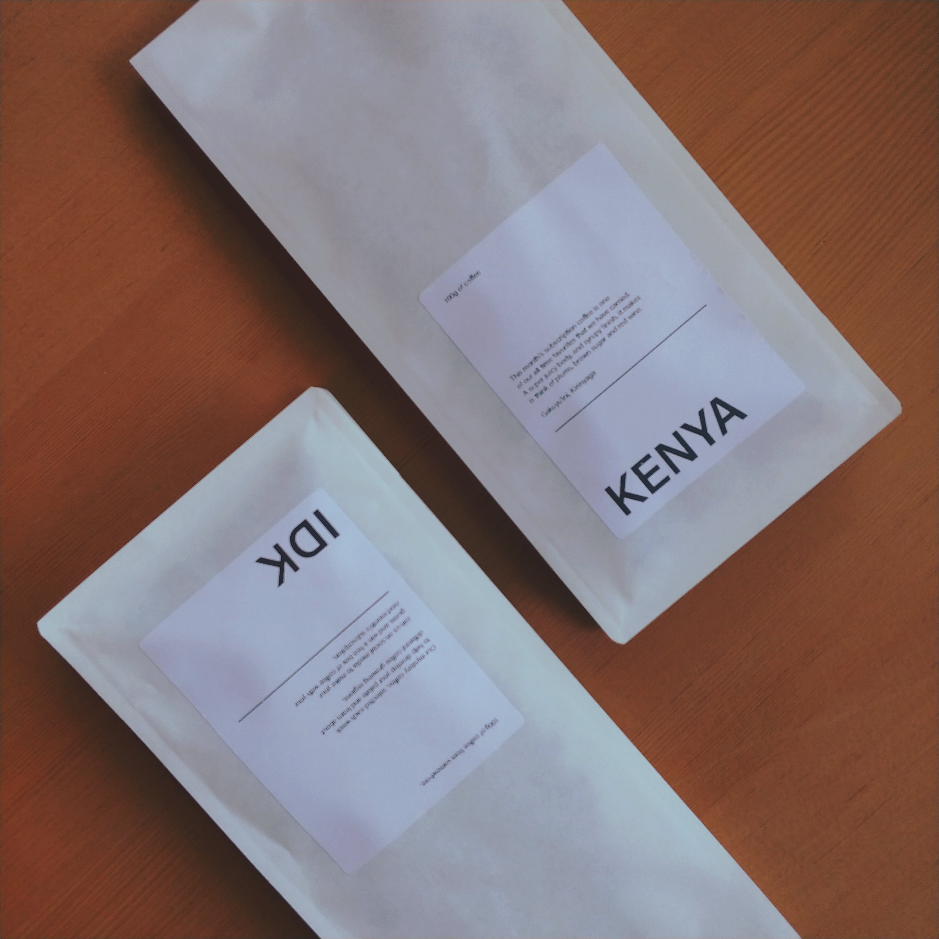 Coffee Subscription