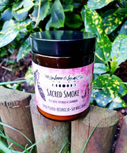 Load image into Gallery viewer, Sacred Smoke Botanical Candle