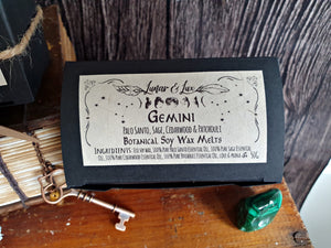 Gemini Wax Melts