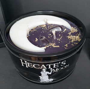 Hecate's Moon Candle