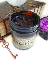 Load image into Gallery viewer, Samhain Botanical Candle