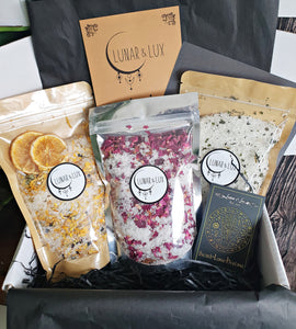 Bath Soak Gift Box