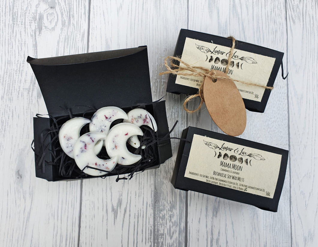 Mama Moon Herbal Soy Wax Melts