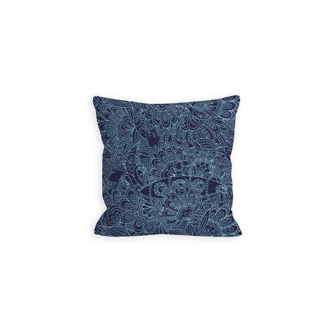 Americana Navy Blue Pillow - LIL