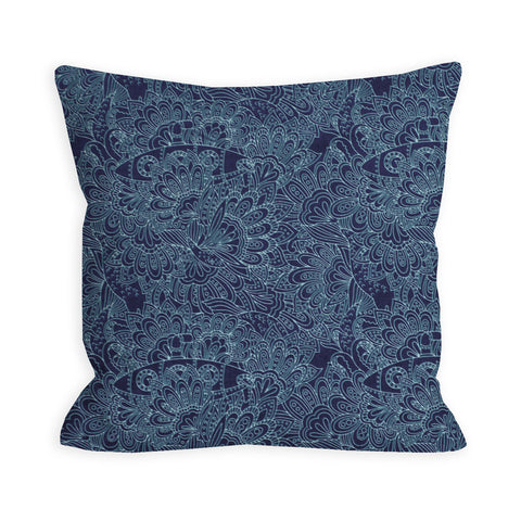 Americana Navy Blue Pillow