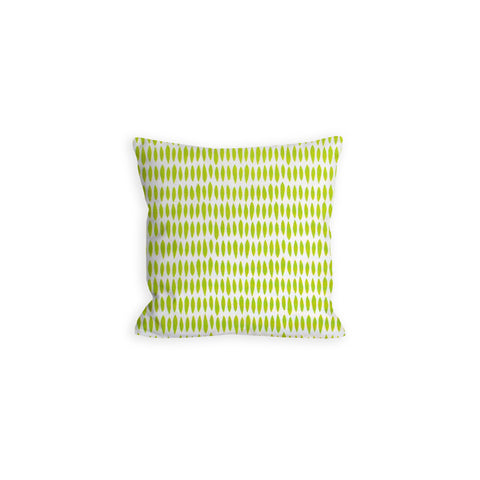 Abstract Limeade Pillow - LIL