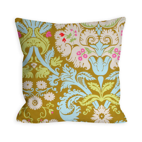 Bohemian Desert Spice and Ivory Pillow