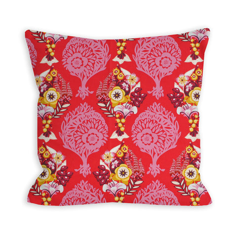 Beating Hearts Baby Red Pillow