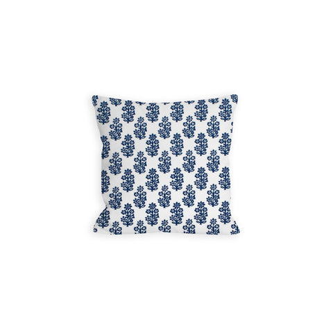 Legendary Navy Crochet Pillow - LIL