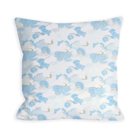 Babes on Cloud 9 Pillow