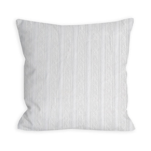 Fashion Lace White Pillow