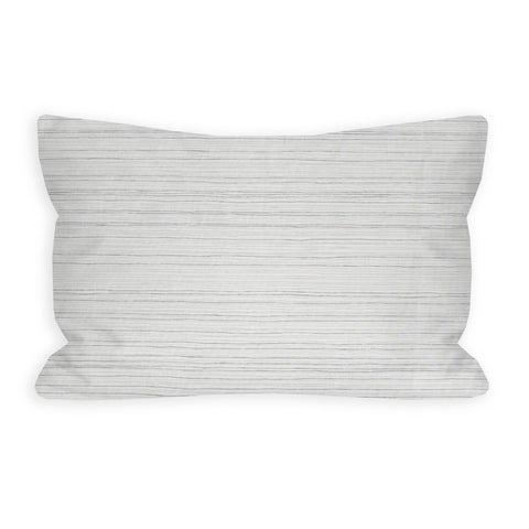 Fine Artist White Toddler Pillow
