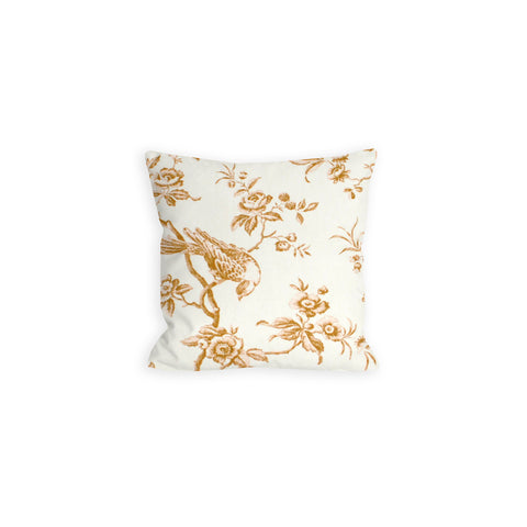 Witching Hour Toile Tan Pillow - LIL
