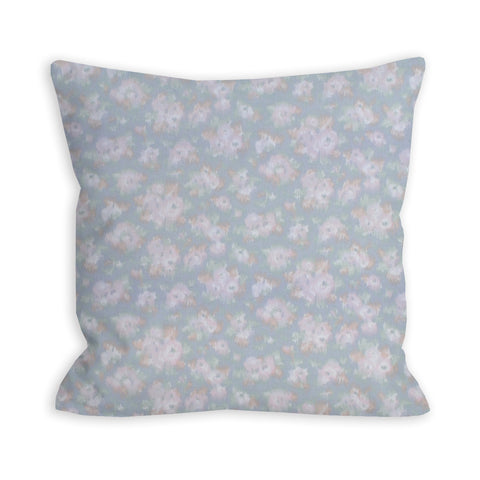 Shabby Ikat Pastel Pillow