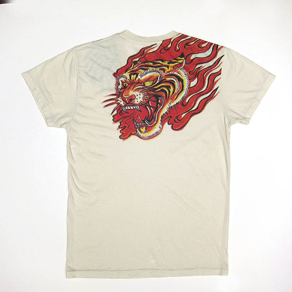 Fire Tiger T Shirt