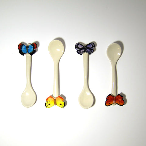 Butterfly Spoon