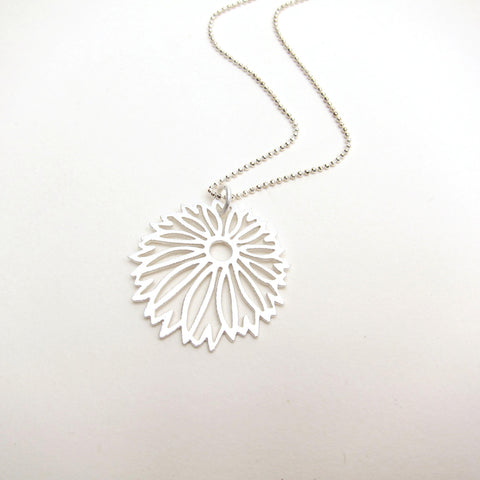 Crysanthemum Pendant