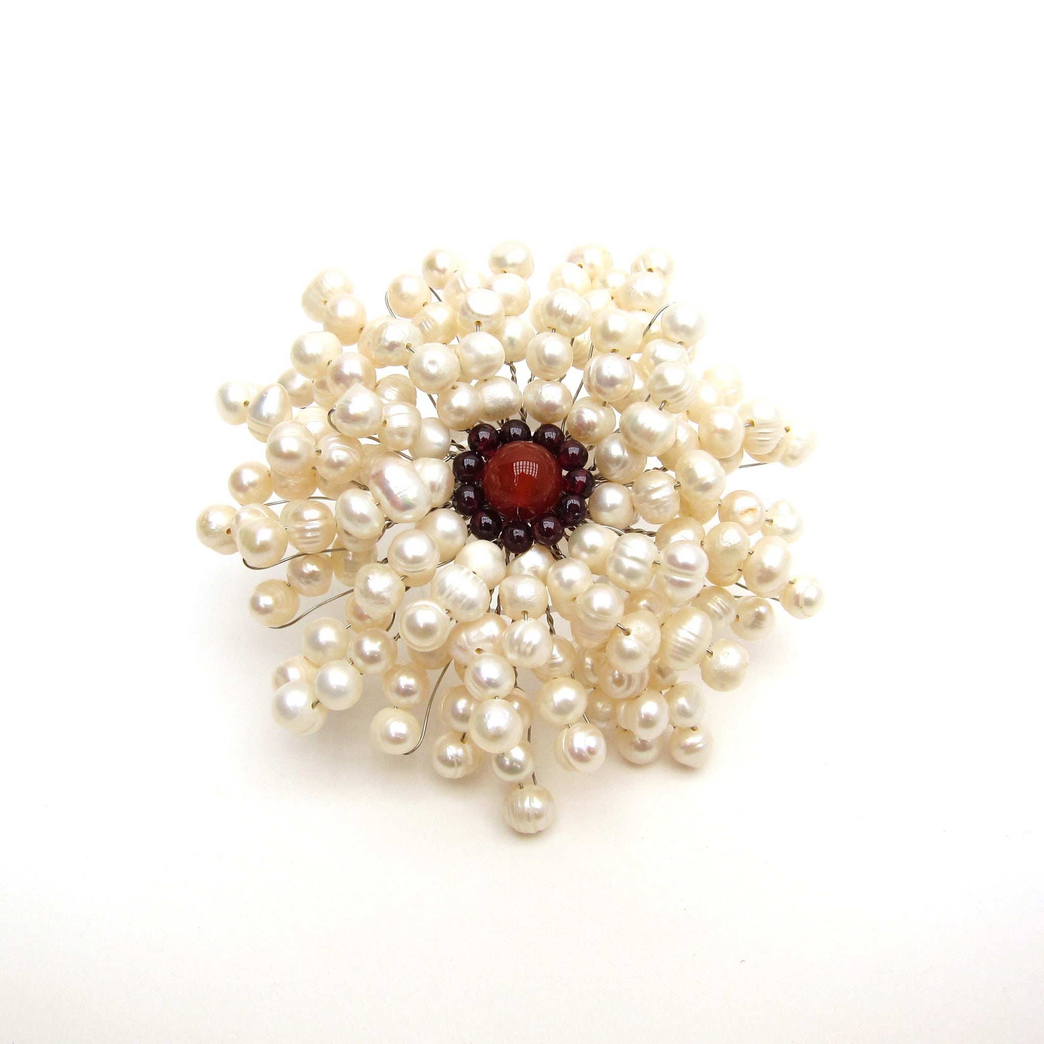 Fresh Water Pearl Brooch