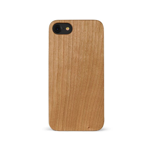Phone case made form wood