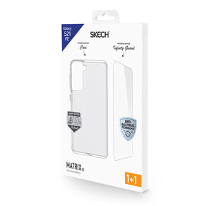 Matrix SE Case for Galaxy S21 FE - Skech Mobile Products