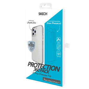 Protection 360 for iPhone 12 / iPhone 12 Pro - Skech Mobile Products