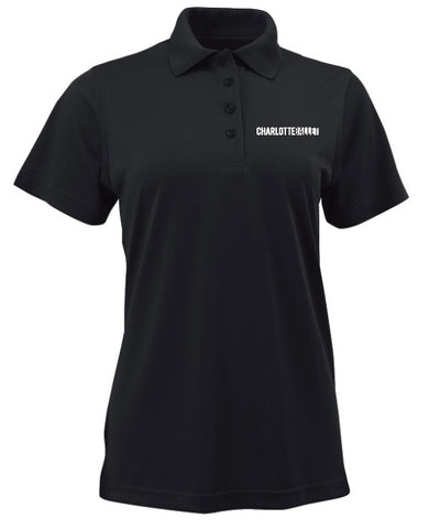 Women's Embroidered Polo