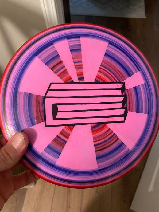 Starting down the road with disc dyeing!