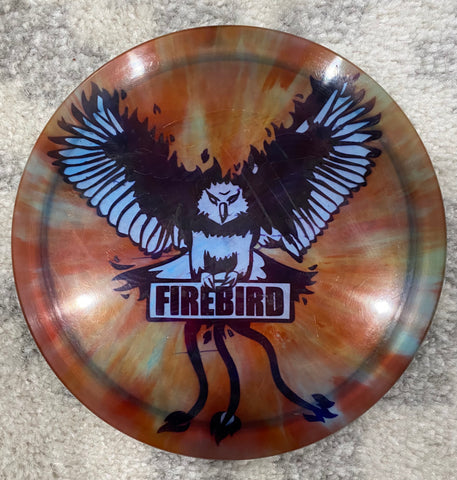 Custom Dye Firebird