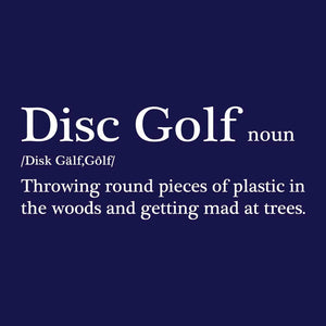 Disc Golf Definition T-Shirt