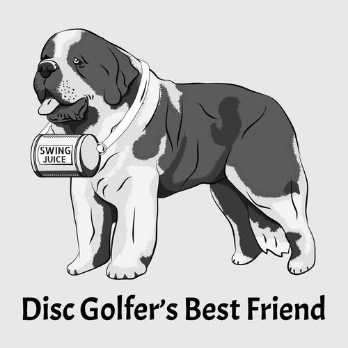 Disc Golfer's Best Friend Dog Shirt